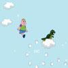 המקפץ בעננים